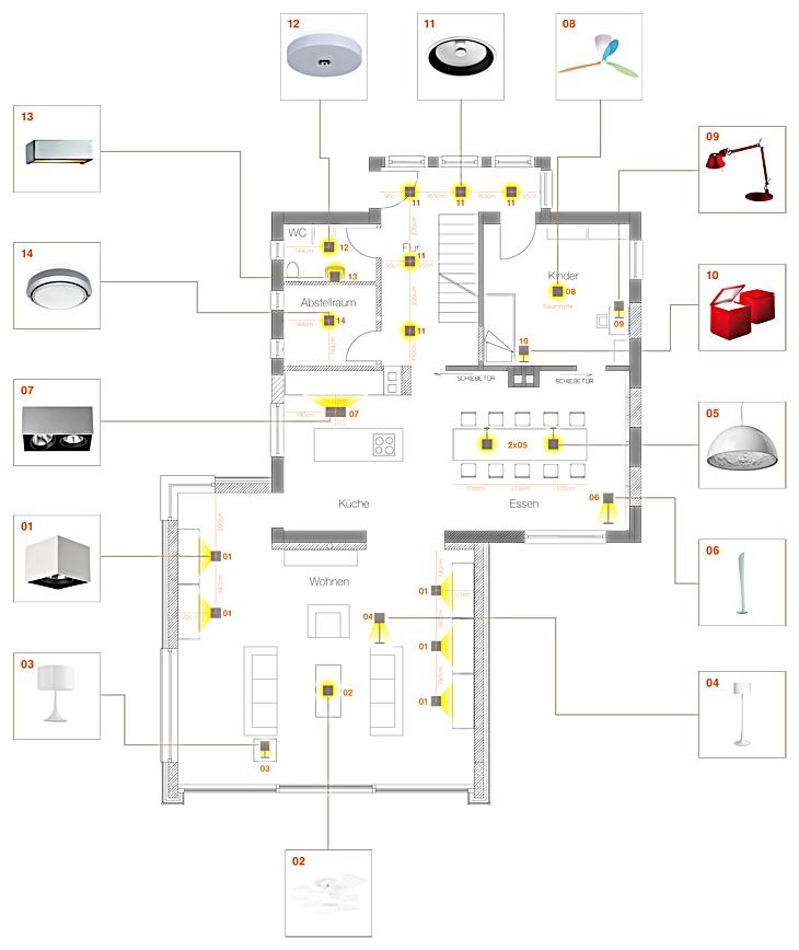 Lichtplanung für Gebäude: Leuchten & Lampen online kaufen ...